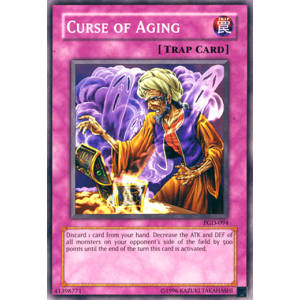 Curse of Aging