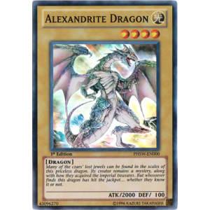 Alexandrite Dragon (Super Rare)