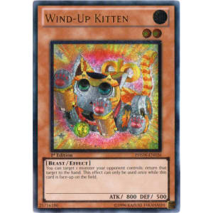 Wind-Up Kitten (Ultimate Rare)