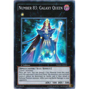 Number 83: Galaxy Queen