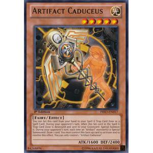 Artifact Caduceus
