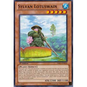 Sylvan Lotuswain