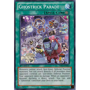 Ghostrick Parade