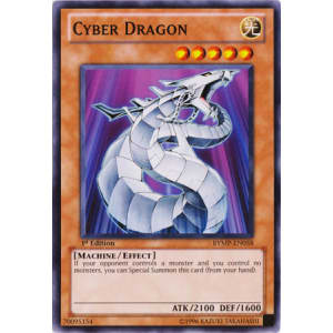 Cyber Dragon (Common)