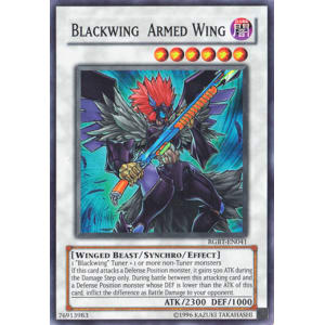Blackwing Armed Wing