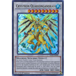 Crystron Quariongandrax