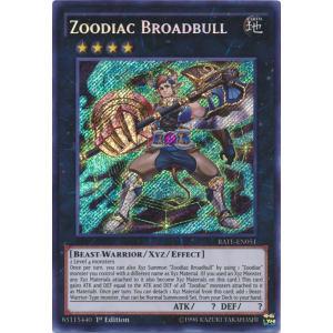 Zoodiac Broadbull
