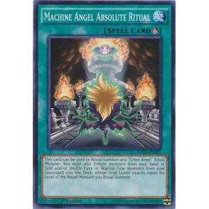 Machine Angel Absolute Ritual