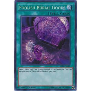 Foolish Burial Goods