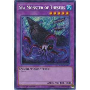 Sea Monster of Theseus