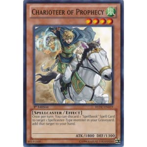 Charioteer of Prophecy
