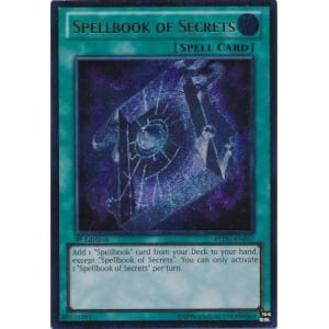 Spellbook of Secrets (Ultimate Rare)