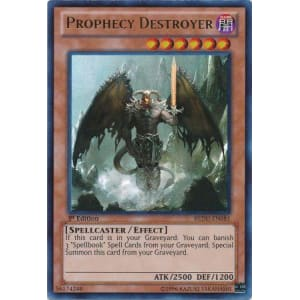 Prophecy Destroyer (Ultra Rare)
