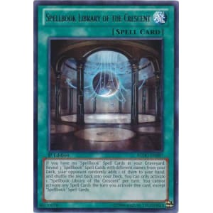 Spellbook Library of the Crescent