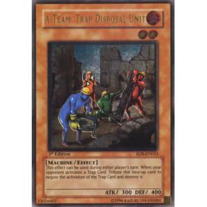 A-Team: Trap Disposal Unit (Ultimate Rare)