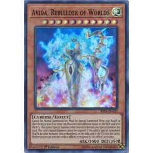 Avida, Rebuilder of Worlds