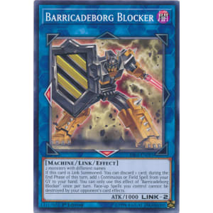 Barricadeborg Blocker