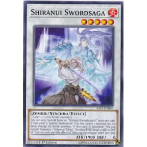 Shiranui Swordsaga
