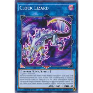Clock Lizard