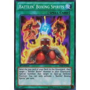 Battlin' Boxing Spirits