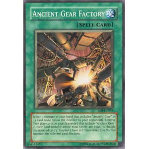 Ancient Gear Factory