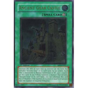 Ancient Gear Castle (Ultimate Rare)