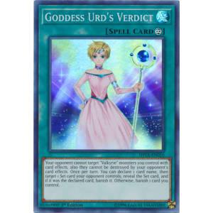 Goddess Urd's Verdict