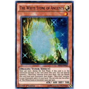 The White Stone of Ancients