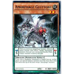 Amorphage Gluttony