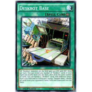 Deskbot Base