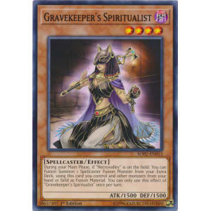 Gravekeeper's Spiritualist