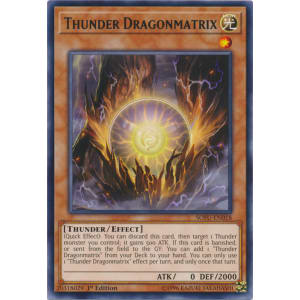 Thunder Dragonmatrix