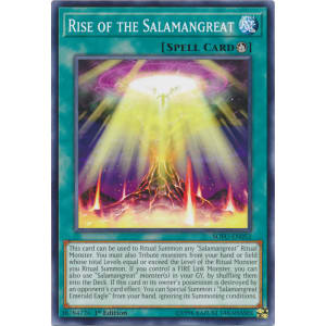 Rise of the Salamangreat