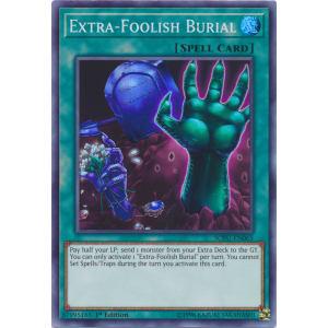 Extra-Foolish Burial