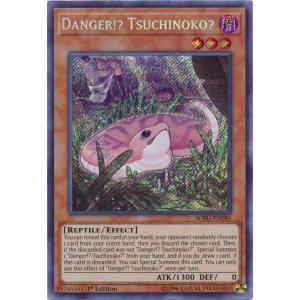 Danger!? Tsuchinoko?