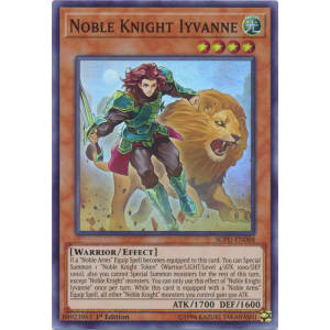 Noble Knight Iyvanne