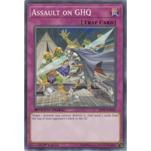 Assault on GHQ