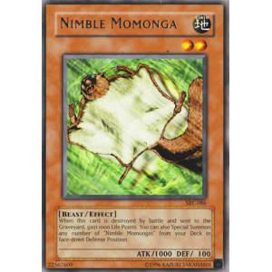 Nimble Momonga