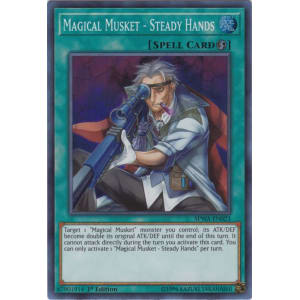 Magical Musket - Steady Hands