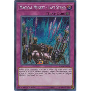 Magical Musket - Last Stand