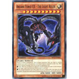 Arcana Force EX - The Light Ruler