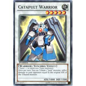 Catapult Warrior