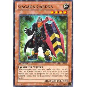 Gagaga Gardna (Starfoil)