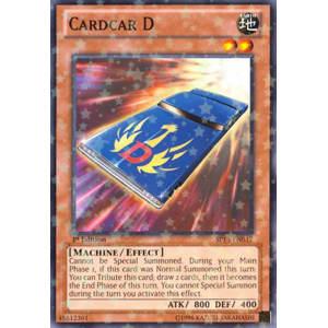 Cardcar D (Starfoil)