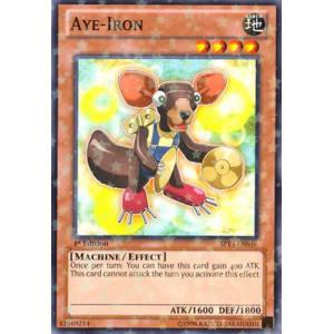 Aye-Iron (Starfoil)
