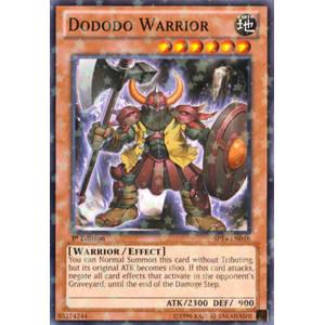Dododo Warrior (Starfoil)