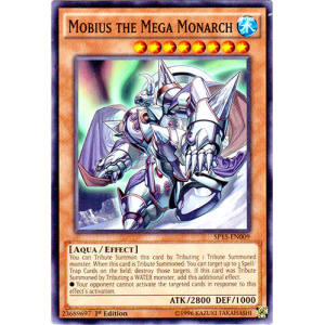 Mobius the Mega Monarch