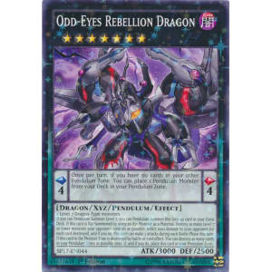 Odd-Eyes Rebellion Dragon