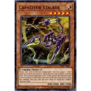 Capacitor Stalker (Starfoil Rare)