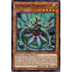 Altergeist Marionetter (Starfoil Rare)